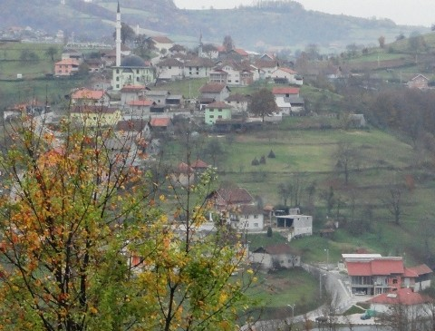 Rural WWTP in Bosnia