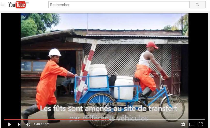 Service petite vidange Impact, 2015, VIDEO