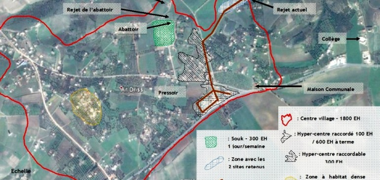 Sanitation Master Plan for Sfassif